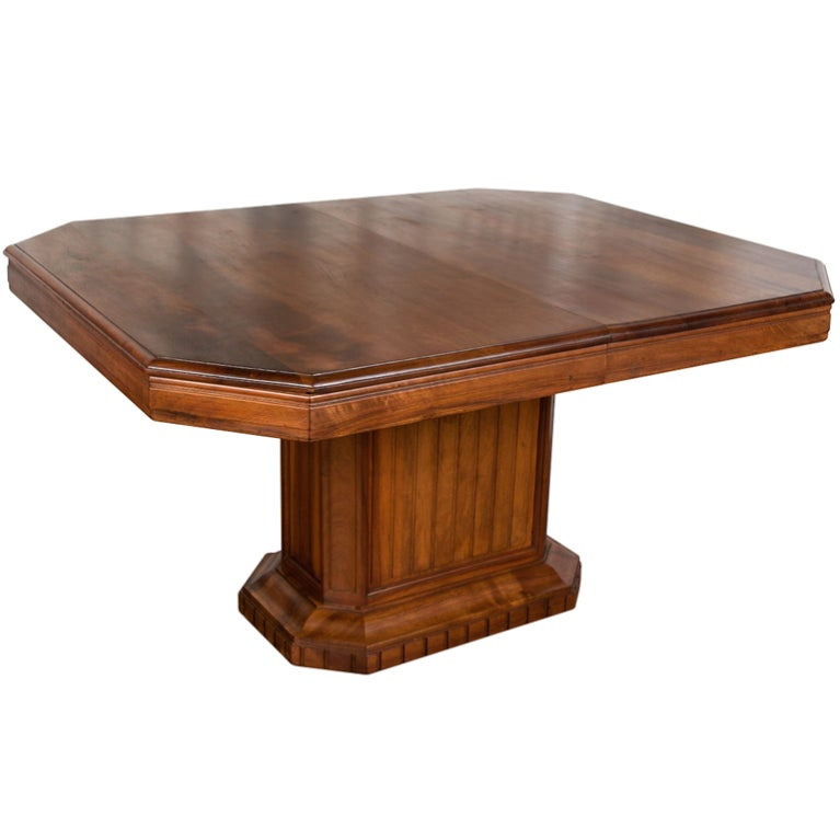 deco dining table circa 1930 at 1stdibs