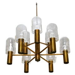 Stuart Barnes for Robert Long Chandelier
