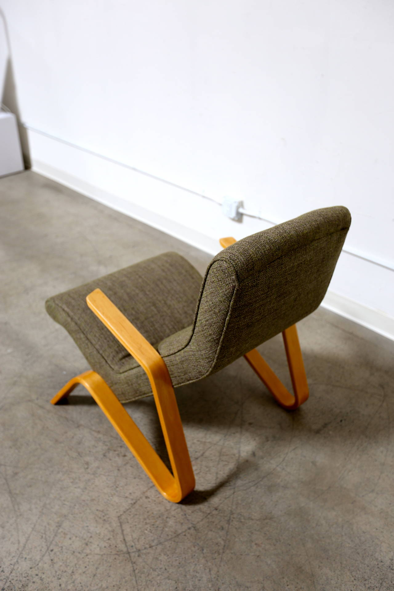 Eero Saarinen Grasshopper Chair for Knoll.