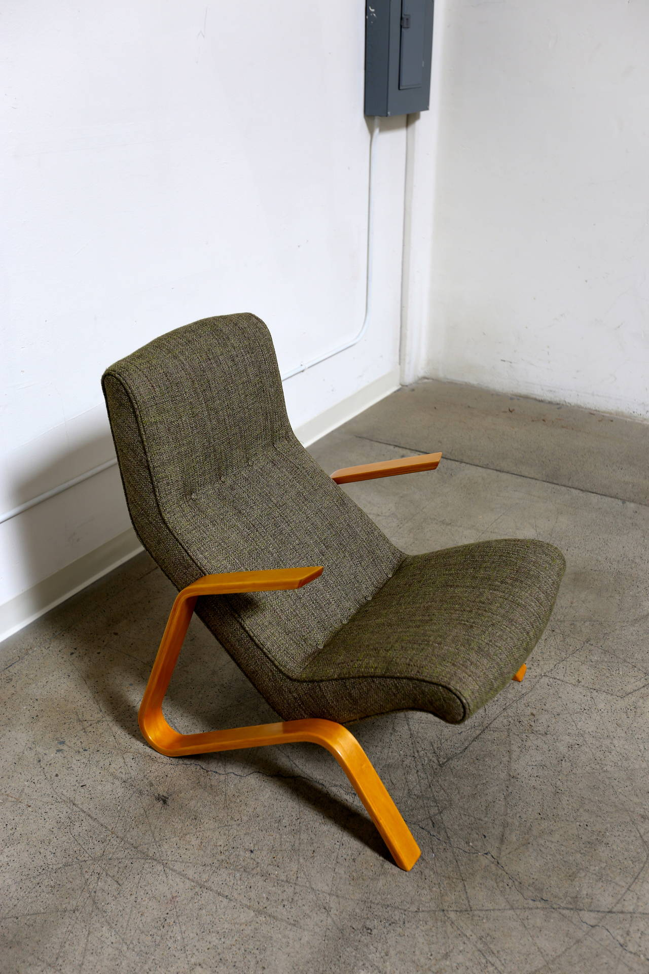 American Eero Saarinen Grasshopper Chair for Knoll For Sale