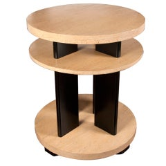 Occasional table by PAUL LASZLO