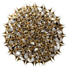 """Marc Weinstein """"Starburst"""" Wall Sculpture"""