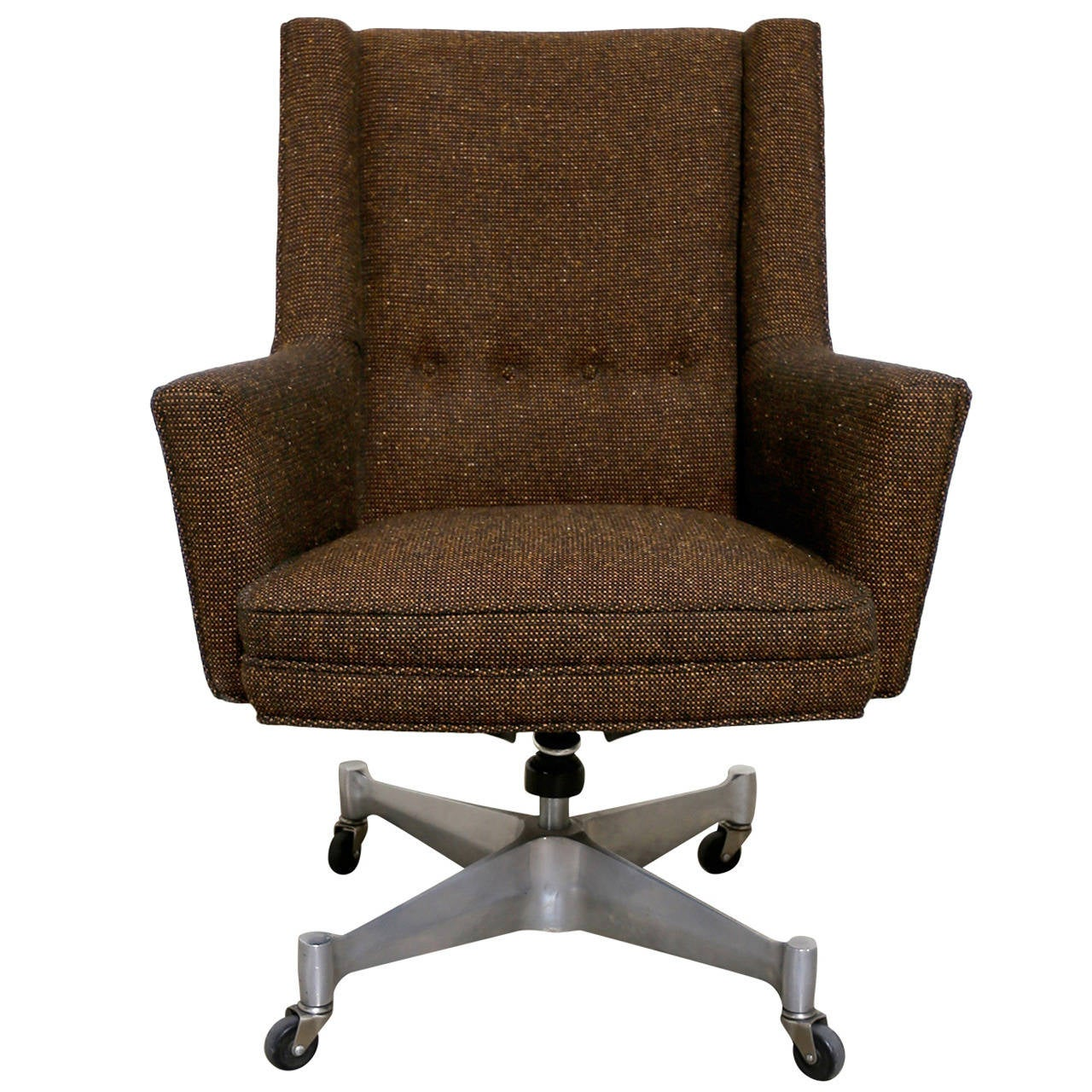 Executive Desk Chair By George Nelson At 1stdibs