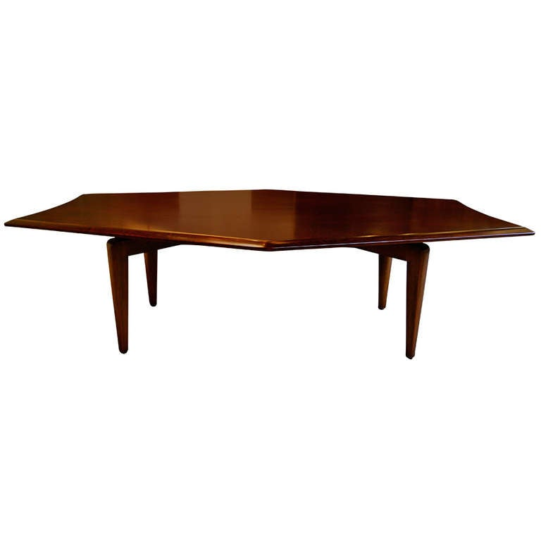 Sculptural Dining Table By Maurice Bailey For Monteverdi Young At 1stdibs