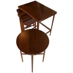 Bertha Schaefer for M. Singer & Sons Nesting Tables = MOVING SALE!!!!!!