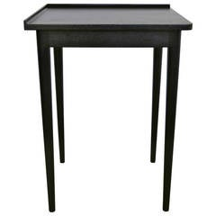 Tall Corner Table by Edward Wormley for Dunbar
