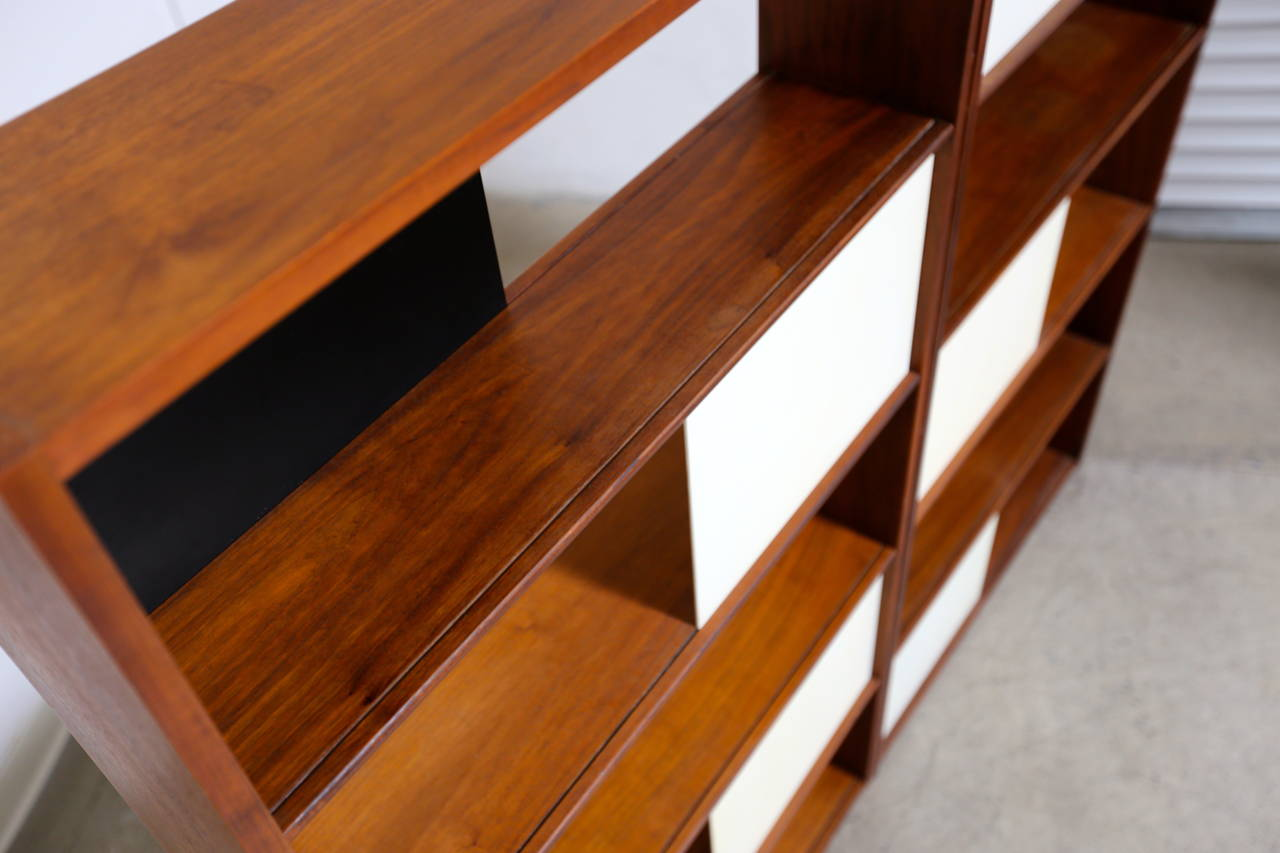 Hinged Bookcase by Evans Clark 6