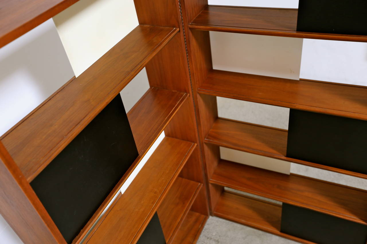 Hinged Bookcase by Evans Clark 3