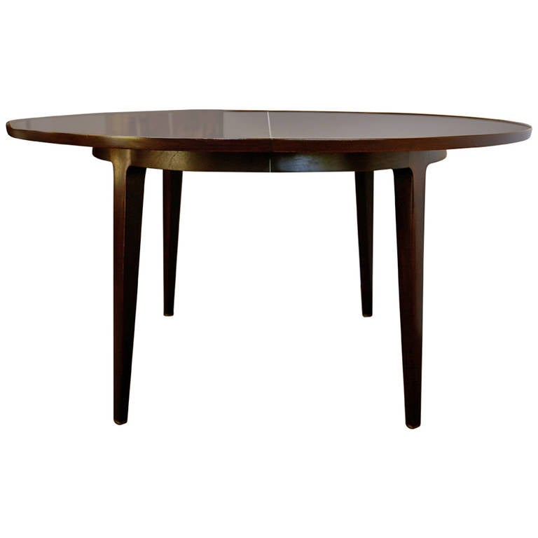 Dining Table By Edward Wormley For Dunbar At 1stdibs