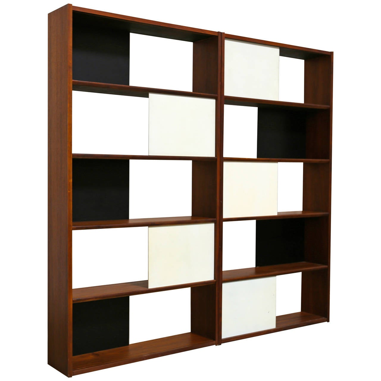 Hinged Bookcase by Evans Clark 1
