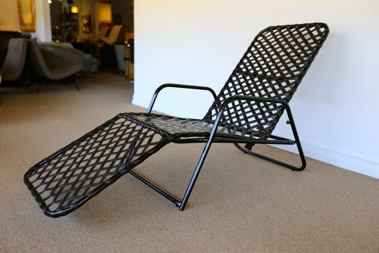 "Pair "" Zero Gravity "" Lounge Chairs By Brown Jordan at"