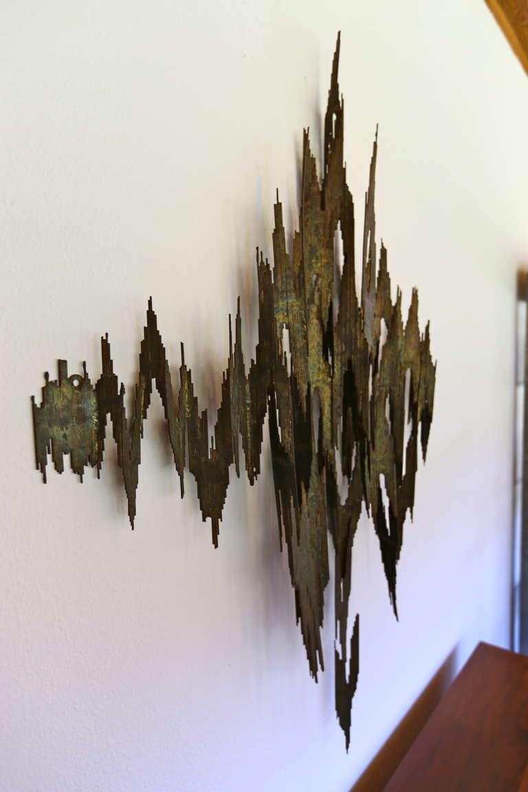 Brutal Wall Hanging Sculpture 6