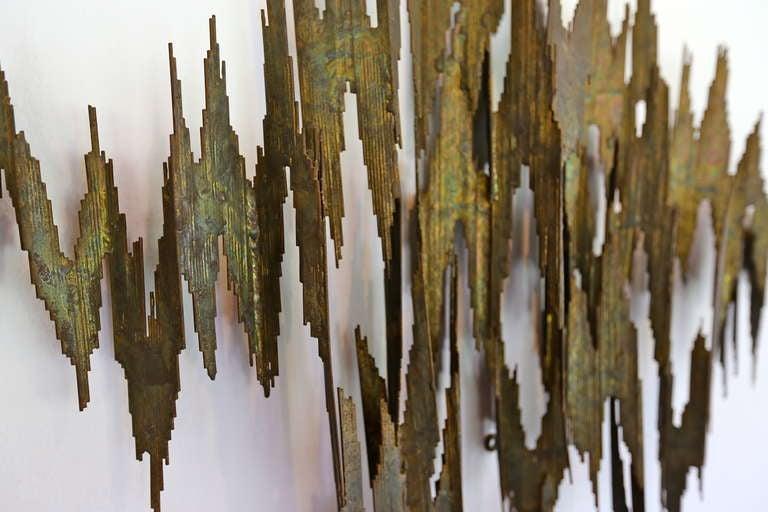 Brutal Wall Hanging Sculpture 5