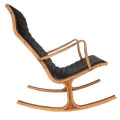 Heron Rocking Chair by Mitsumasa Sigasawa