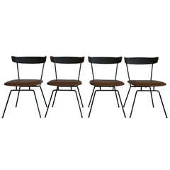 Set of Four Dining Chairs by Clifford Pascoe