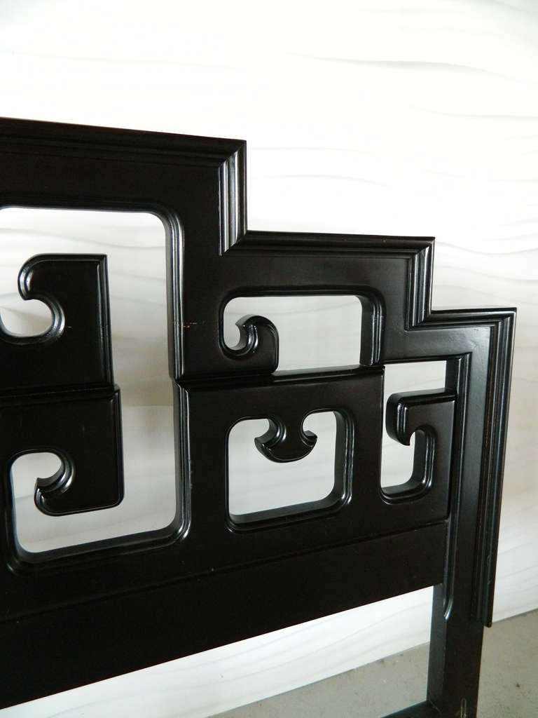 Asian Inspired Headboard For Sale At 1stdibs