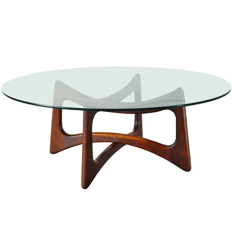 Adrian Pearsall Coffee Table 1 - Adrian Pearsall Coffee Table At 1stdibs