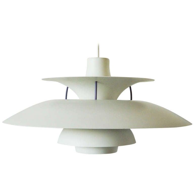 louis poulsen ph5 pendant at 1stdibs. Black Bedroom Furniture Sets. Home Design Ideas