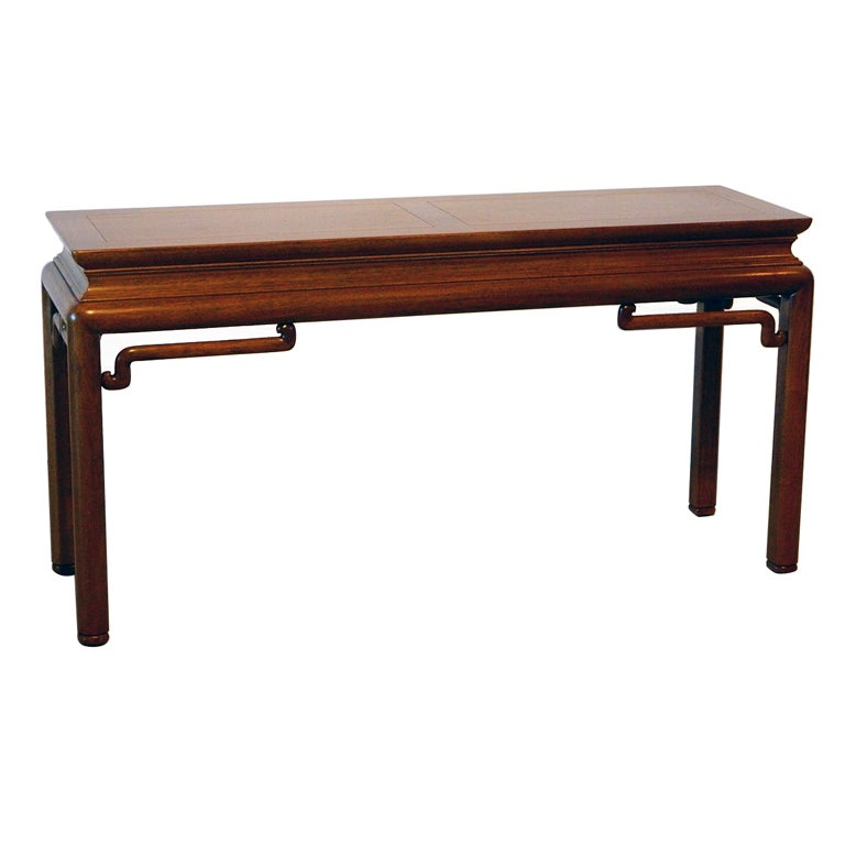 Michael Taylor Console For Baker Far East Collection At 1stdibs