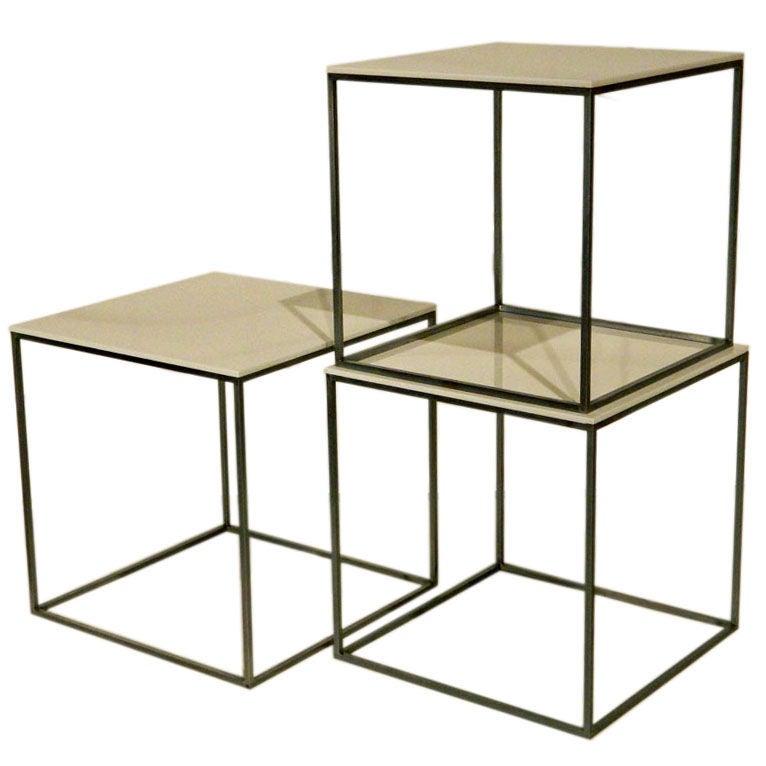poul kjaerholm furniture. pk 71 nesting tables by poul kjaerholm 1 furniture