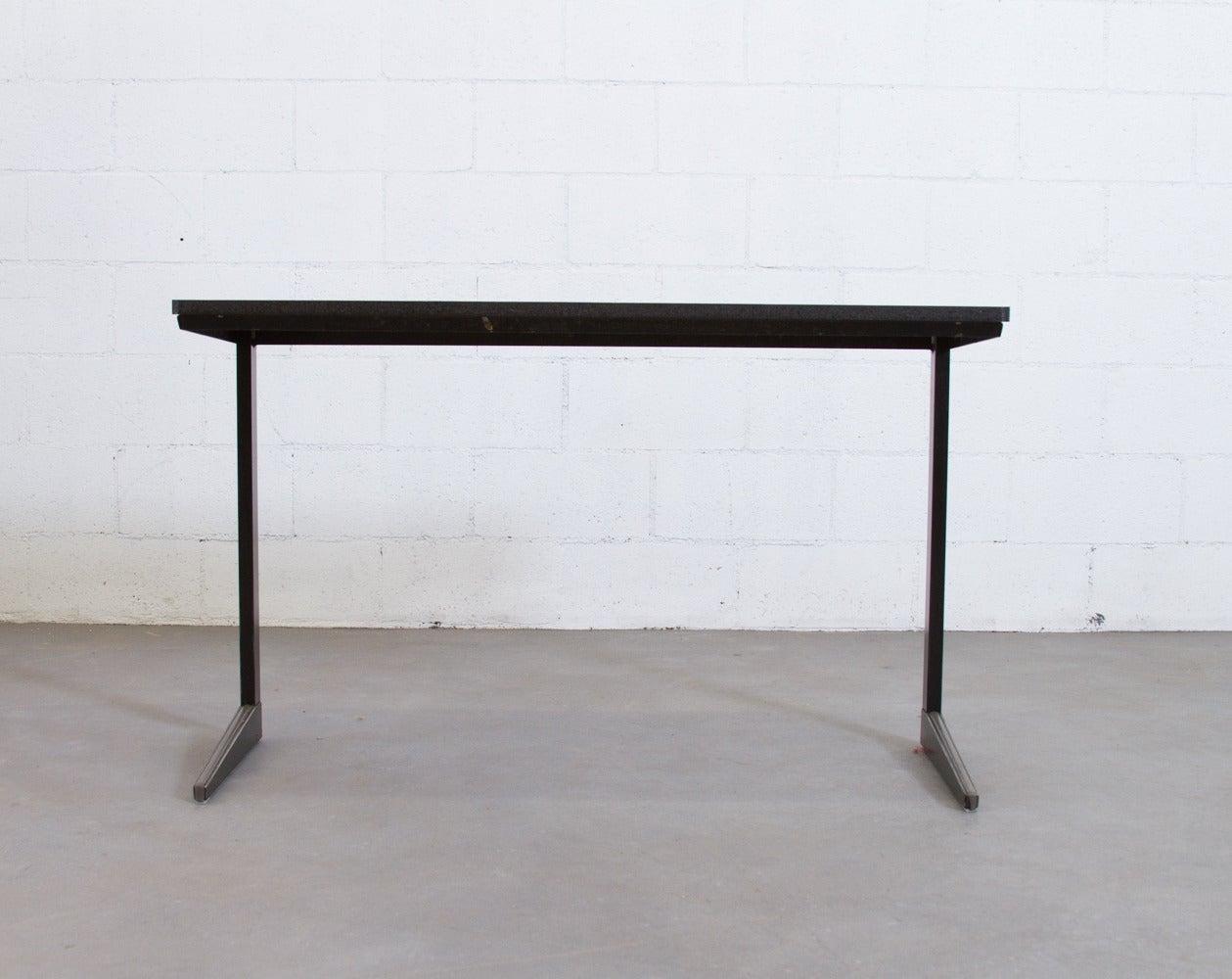 Mid-Century Modern Friso Kramer for Ahrend de Cirkel Industrial School Desk For Sale