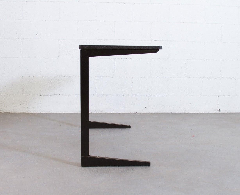 Dutch Friso Kramer for Ahrend de Cirkel Industrial School Desk For Sale