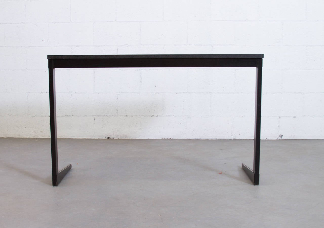 Friso Kramer for Ahrend de Cirkel Industrial School Desk In Good Condition For Sale In Los Angeles, CA
