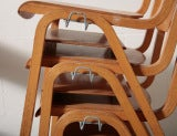 Birch Stacking School Chairs image 3