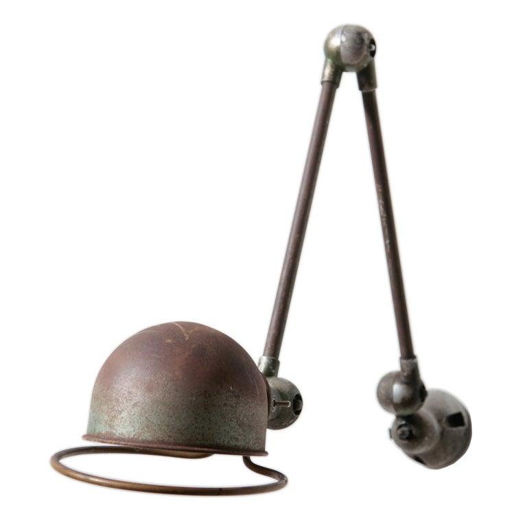 Jielde Wall Mount Task Lamp For
