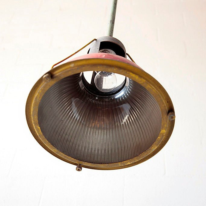 Industrial Factory Ceiling Lamps At 1stdibs