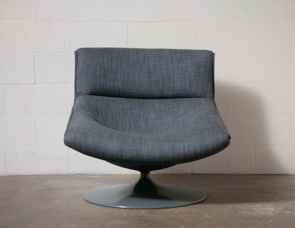 Pierre Paulin for Artifort Swivel Chair image 2