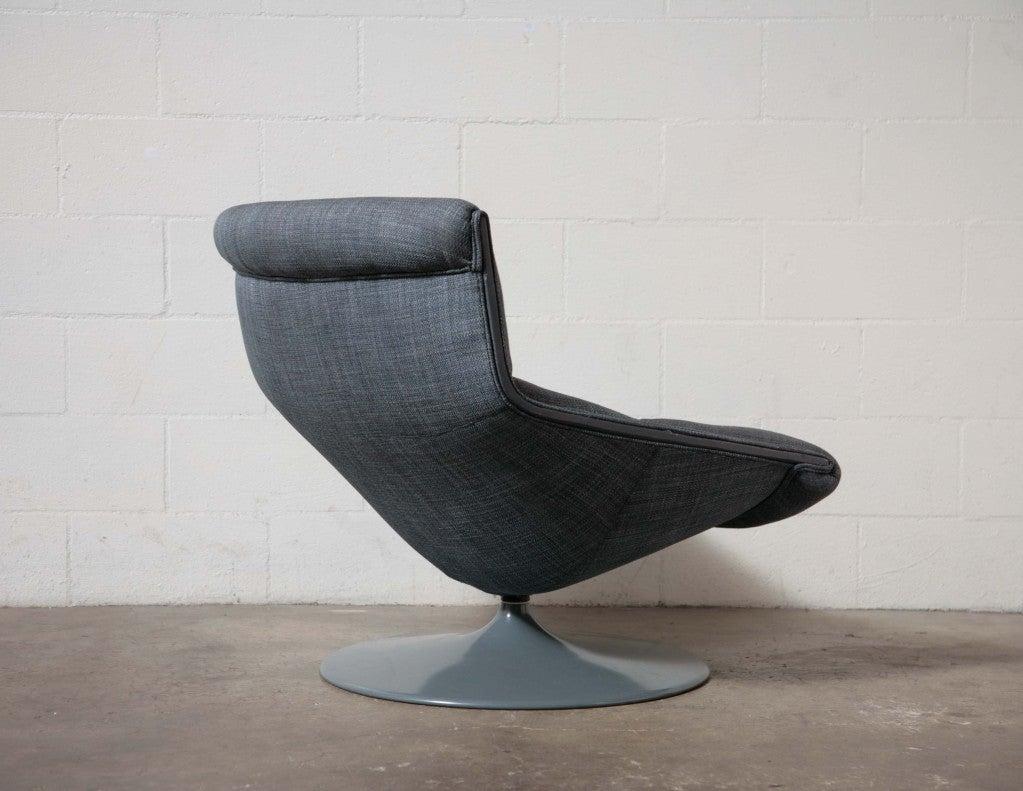 Pierre Paulin for Artifort Swivel Chair image 3