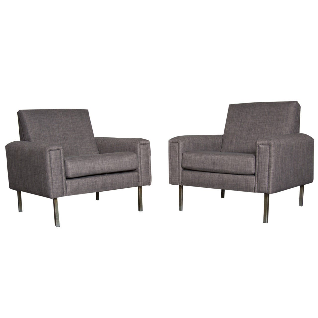 Pair of Artifort Club Chairs