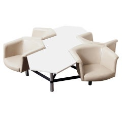 Geoffrey Harcourt for Artifort Hexagon Seating System