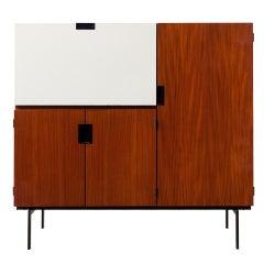 Cees Braakman Japanese Series Bar Cabinet