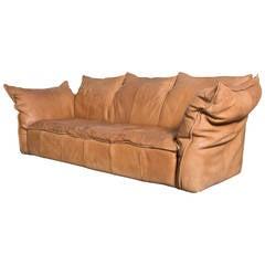 "Gerard Van Den Berg ""Denver"" Adjustable Back and Arm Sofa"