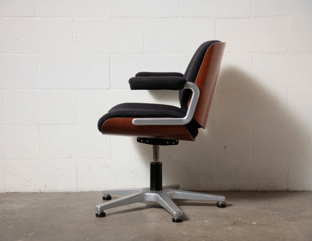 Eames style office chair at 1stdibs - Eames office chair original ...