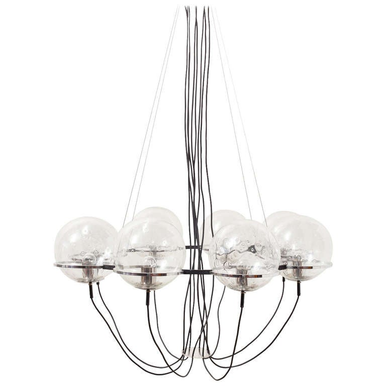 Raak Saturnus Chandelier For Sale