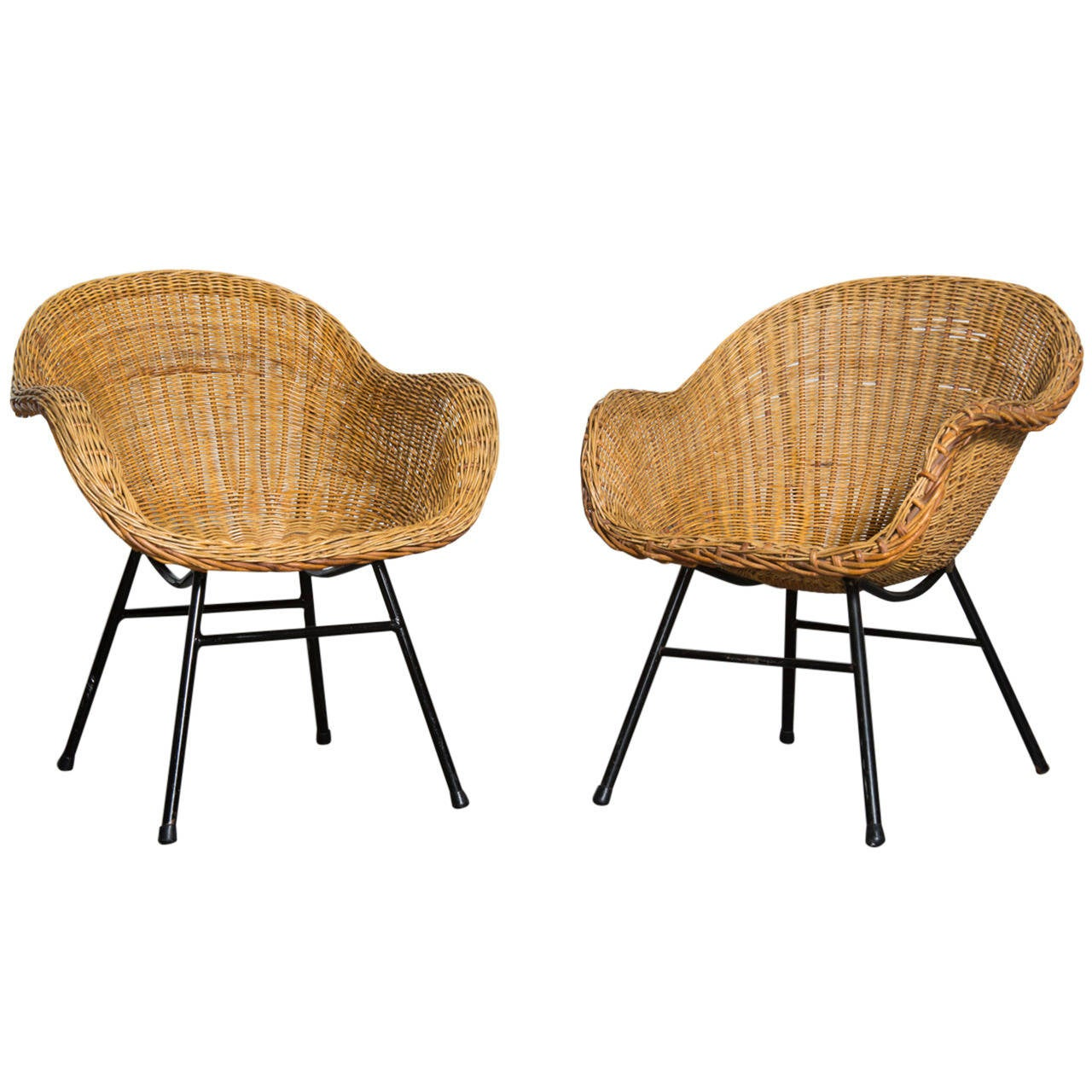 Popular 225 List Rattan Chairs