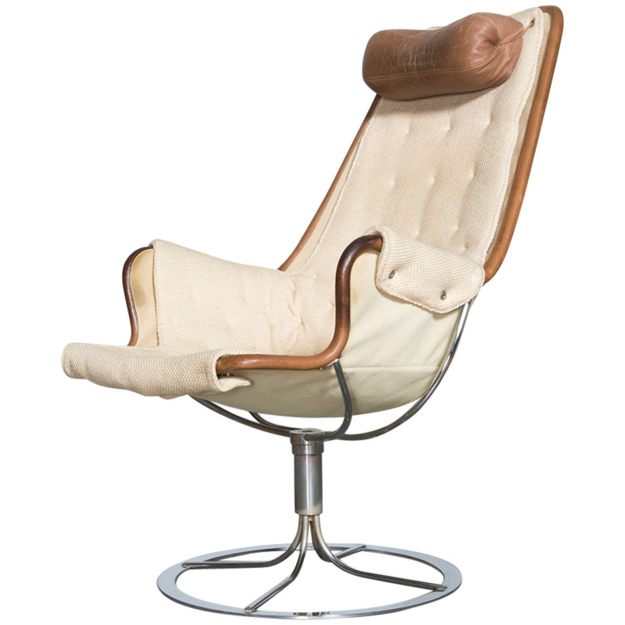 Beau Bruno Mathsson Faolj Jetson For Dux Lounge Chair For Sale