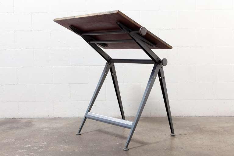 "Wm. Rietveld + Friso Kramer ""REPLY"" Drafting Table 4"
