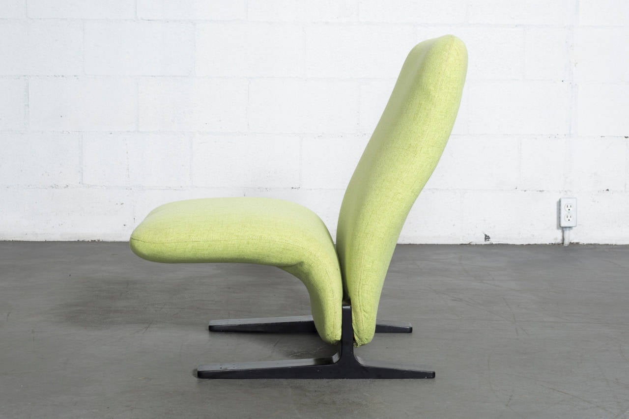 "Pierre Paulin F780 ""Concorde"" Chair by Artifort 3"
