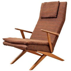 Bodil Kjaer Danish Lounge Chair