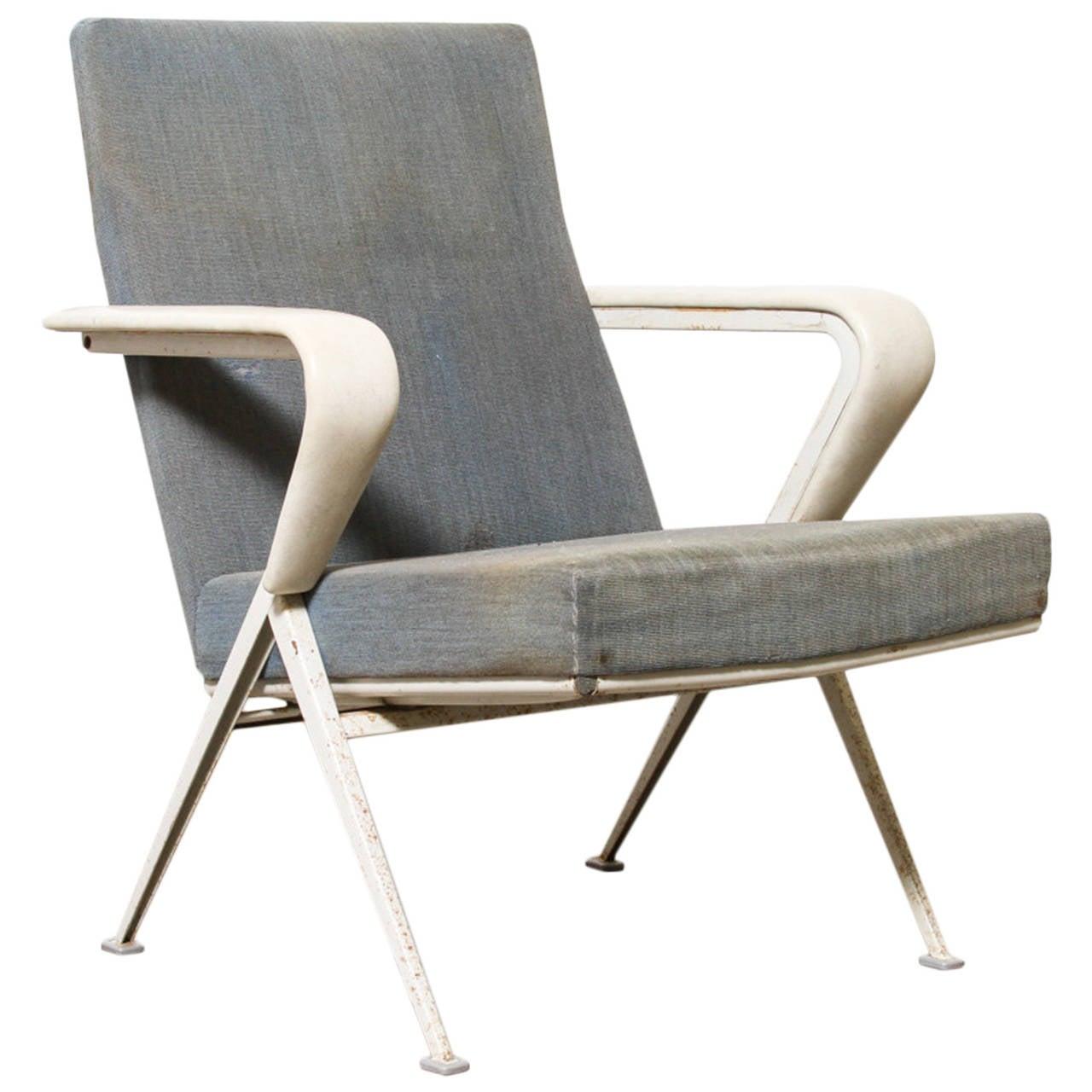 "Friso Kramer ""Repose"" Arm Chair, 1960"