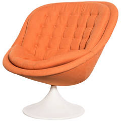 Rohe Noordwolde Swivel Lounge Chair