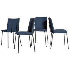 Set of 4 Minimalist AP Originals Dining or Office Chairs