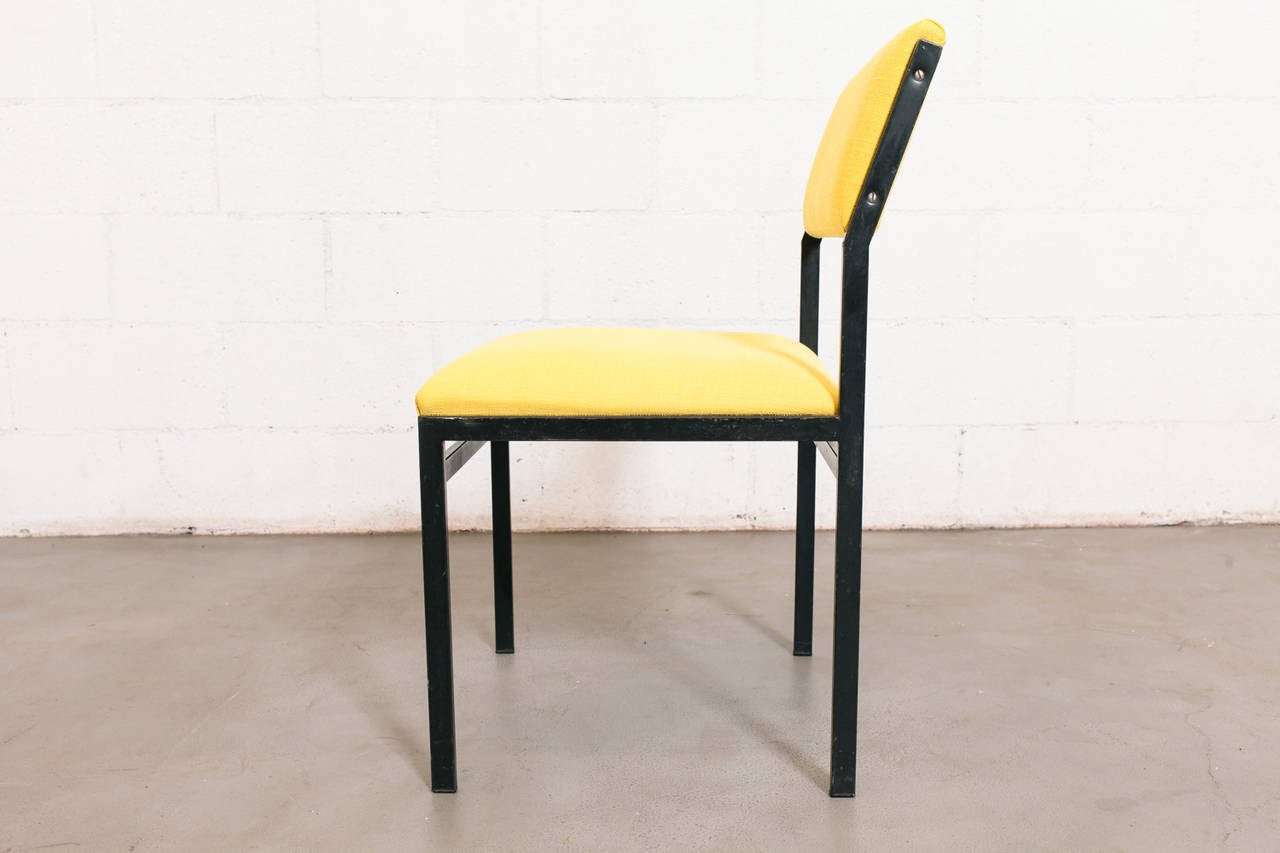 Mid-20th Century Cees Braakman Set of 4 Japanese Series Dining Chairs For Sale