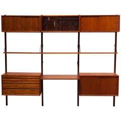 Poul Cadovius Royal Shelving Systems
