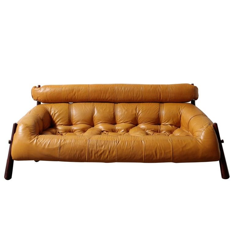 Percival Lafer Sofa At 1stdibs