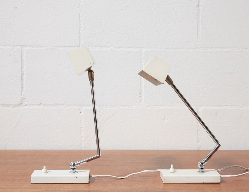 this mid century executive desk lamp is no longer available. Black Bedroom Furniture Sets. Home Design Ideas